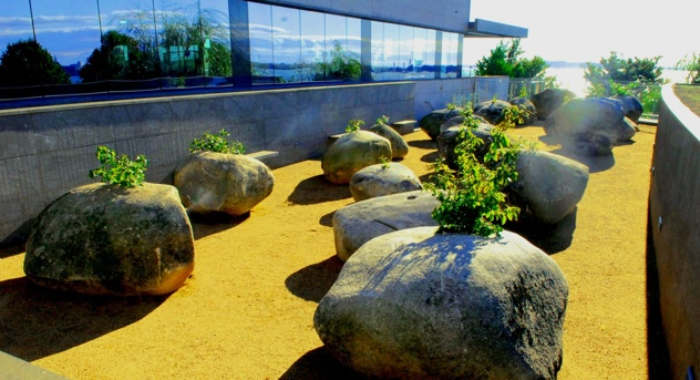 Garden Of Stones, An Environmental Installation By Andy Goldsworthy Museum  Of Jewish Heritage: A Living Memorial To The Holocaust